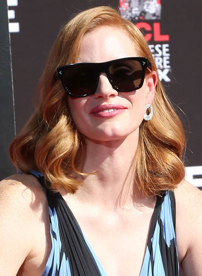 jessica-chastain-hair-makeup