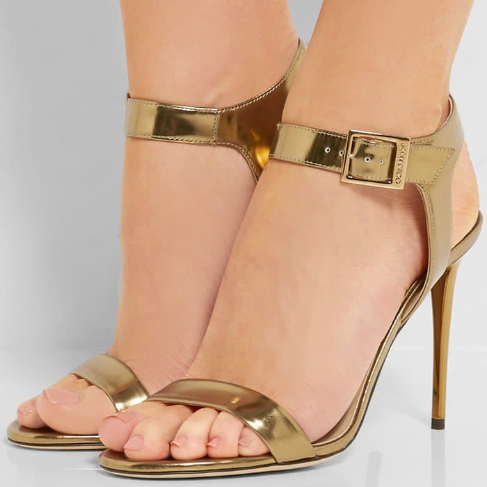 jimmy-choo-truce-metallic-leather-sandals
