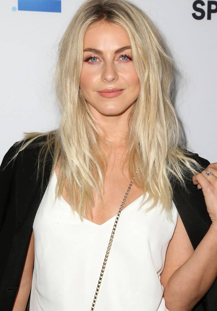 Julianne Hough at the Airbnb Open