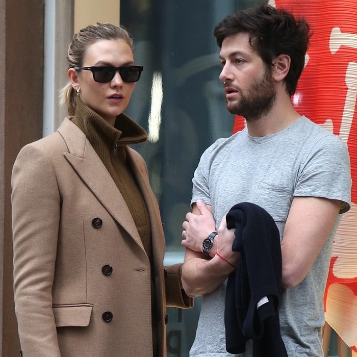 Karlie Kloss and her husband Joshua Kushner started dating in 2012 and got married in October 2018