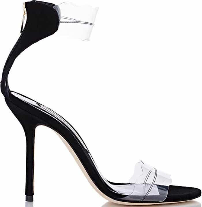 Marskinryyppy Pauwau Ankle-Strap Sandals