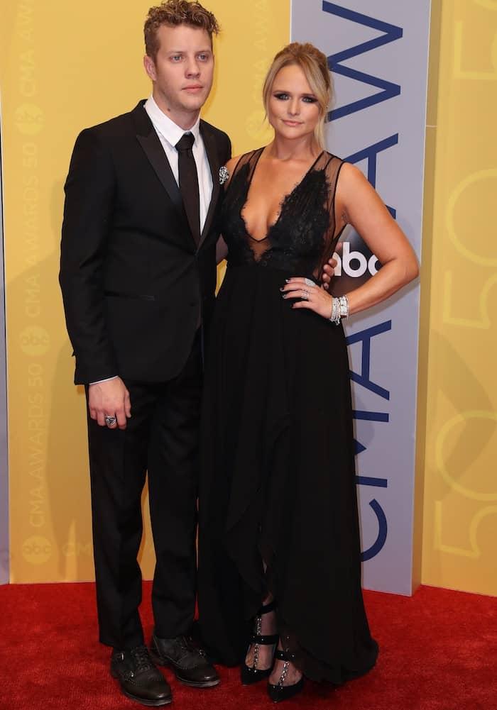 Miranda Lambert started dating R&B singer Anderson East after meeting at Nashville's Live on the Green Music Festival in September 2015
