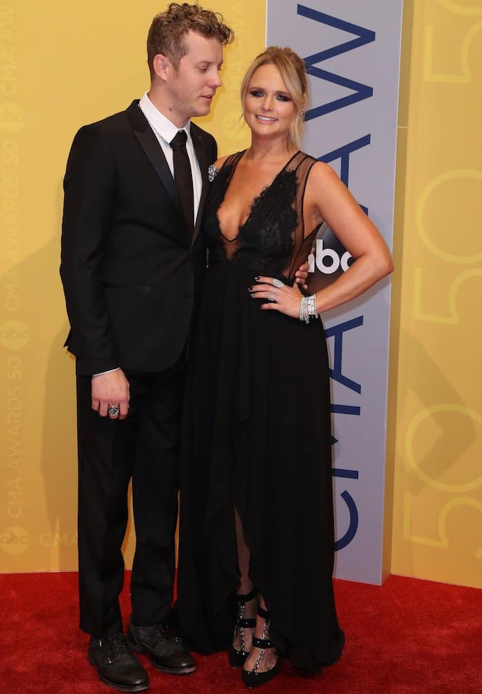 Miranda Lambert and Anderson East broke up in early 2018 after dating for just over 2 years