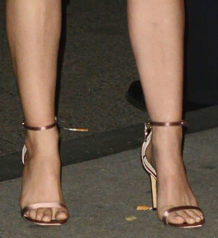 natalie-portman-bally-crystal-bow-satin-sandals