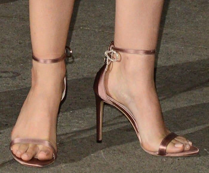 natalie-portman-bally-satin-sandals