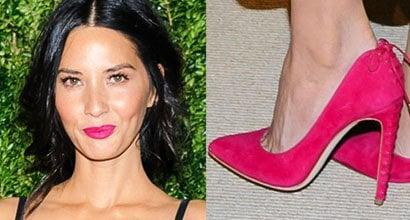 848460741d5 Olivia Munn s Feet in  Painless  Chloe Gosselin  Enchysia  Pumps