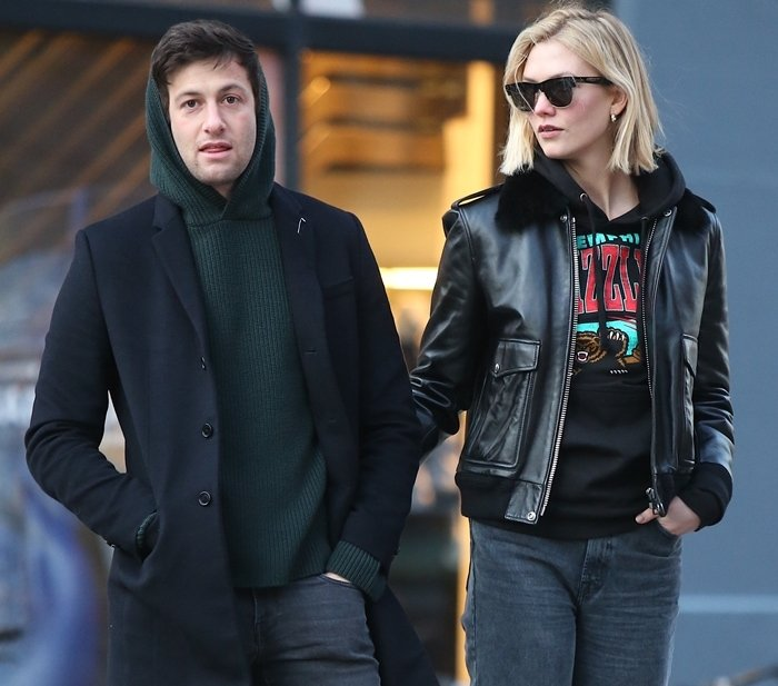 Karlie Kloss and her husband Joshua Kushner are expecting their first child together