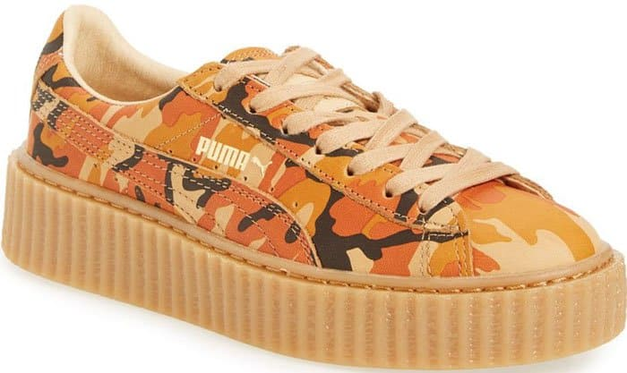 Puma x Fenty by Rihanna creeper sneakers