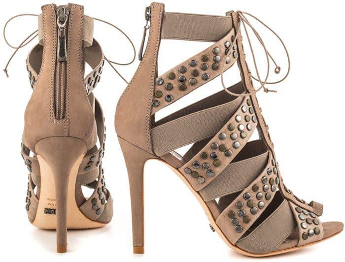 Studded Schutz Keiko Sandals