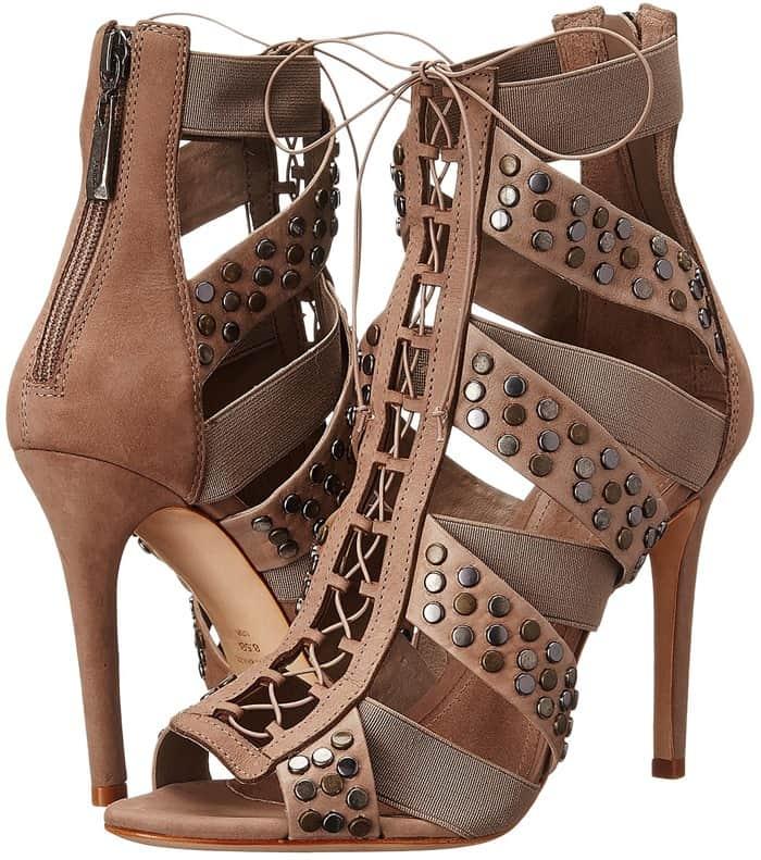 Studded Schutz 'Keiko' Sandals