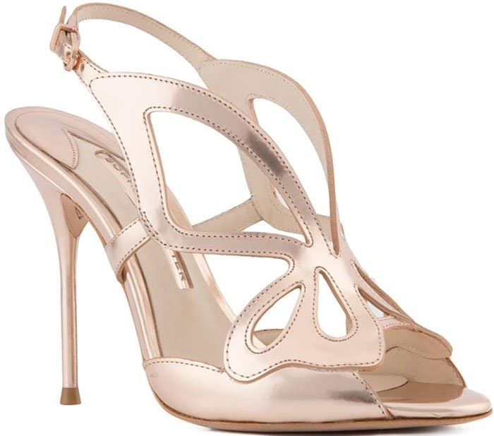Sophia Webster Madame Butterfly Sandals