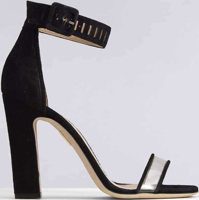 tamara-mellon-jagger-black-suede-pvc-sandals