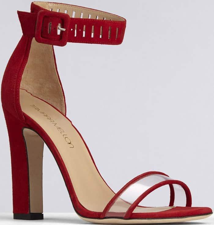 tamara-mellon-jagger-red-suede-pvc-sandals