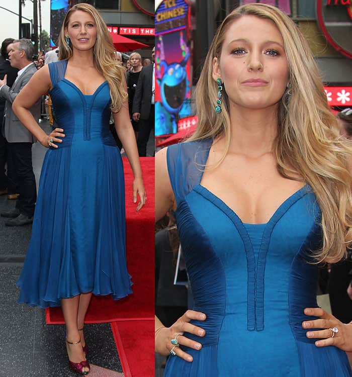 blake-lively-blue-versace-dress