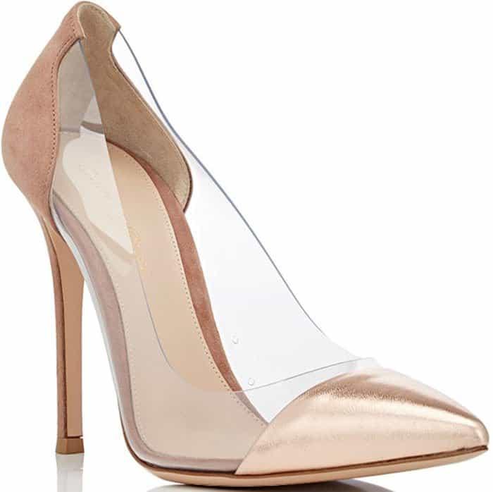 gianvito-rossi-pvc-rose-gold-pumps