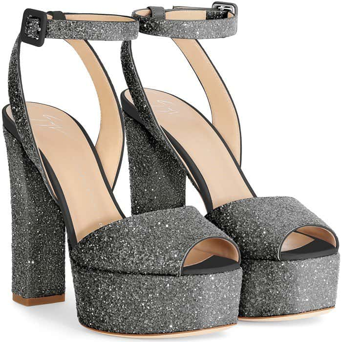 c43525335c Betty Platform Sandals by Giuseppe Zanotti: Celebrities Love Them