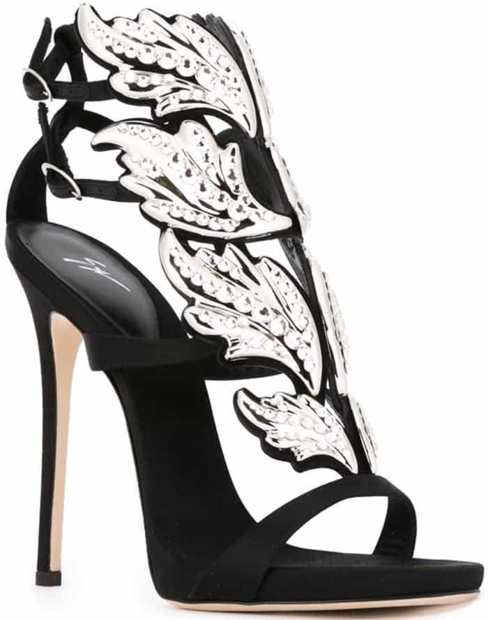 giuseppe-zanotti-cruel-mirrored-blac-leather-sandal-crystals