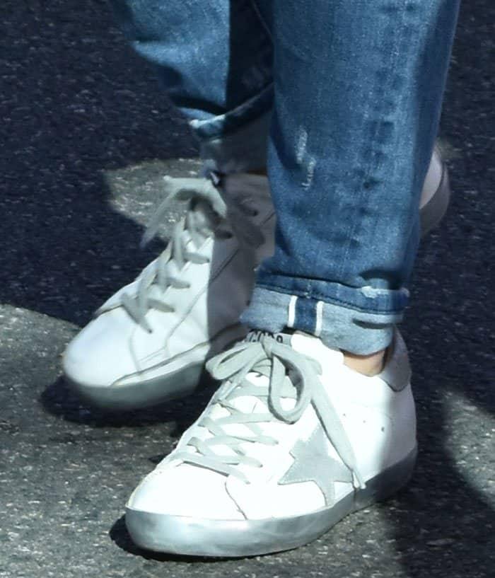 hilary-duff-golden-goose-deluxe-brand-sneakers