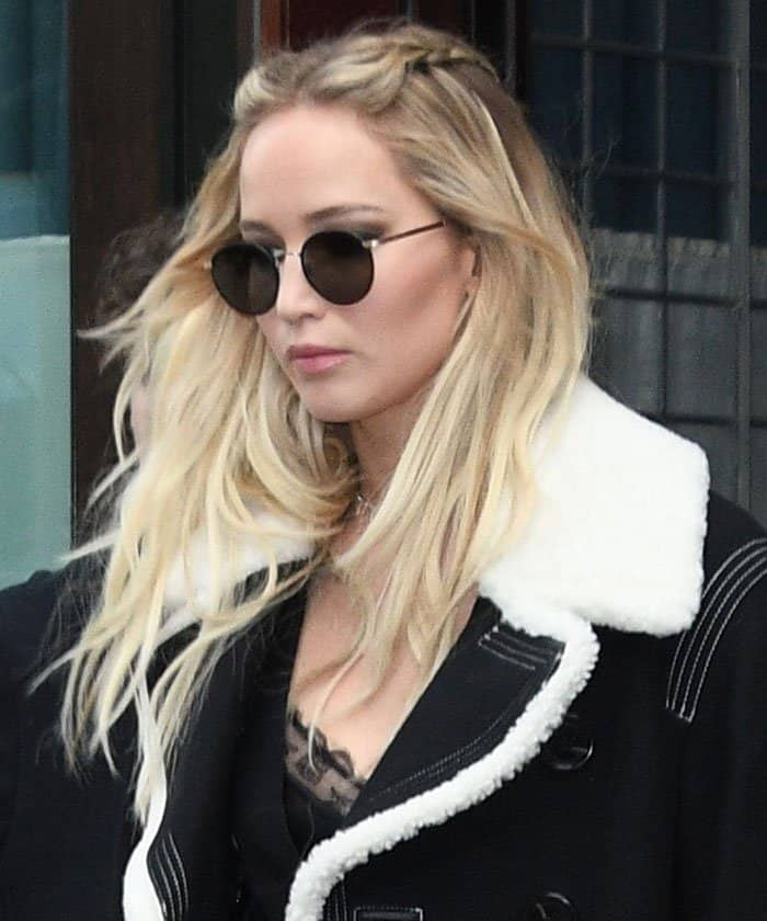 jennifer-lawrence-braided-hairstyle