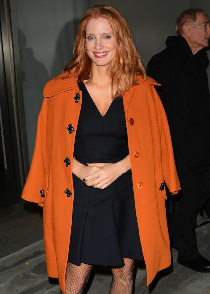 jessica-chastain-out-nyc2