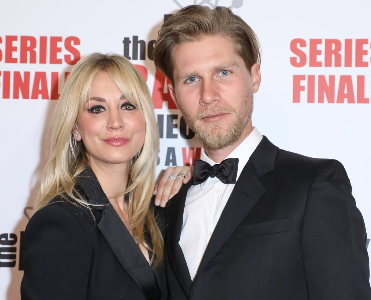 Kaley Cuoco and Karl Cook announced their split on September 3, 2021, after three years of marriage