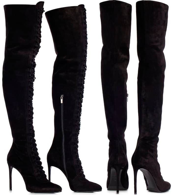 Le Silla Gossip Over-the-Knee Boots