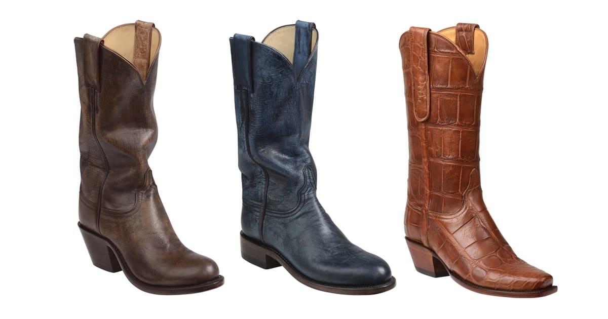 dating Lucchese støvler