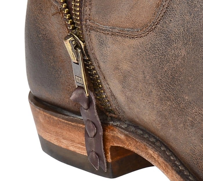 Make sure that the zippers are able to glide up and down smoothly