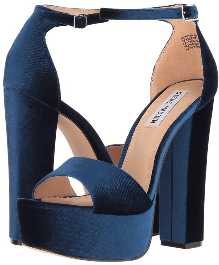 Steve Madden 'Gonzo' Platform Sandals
