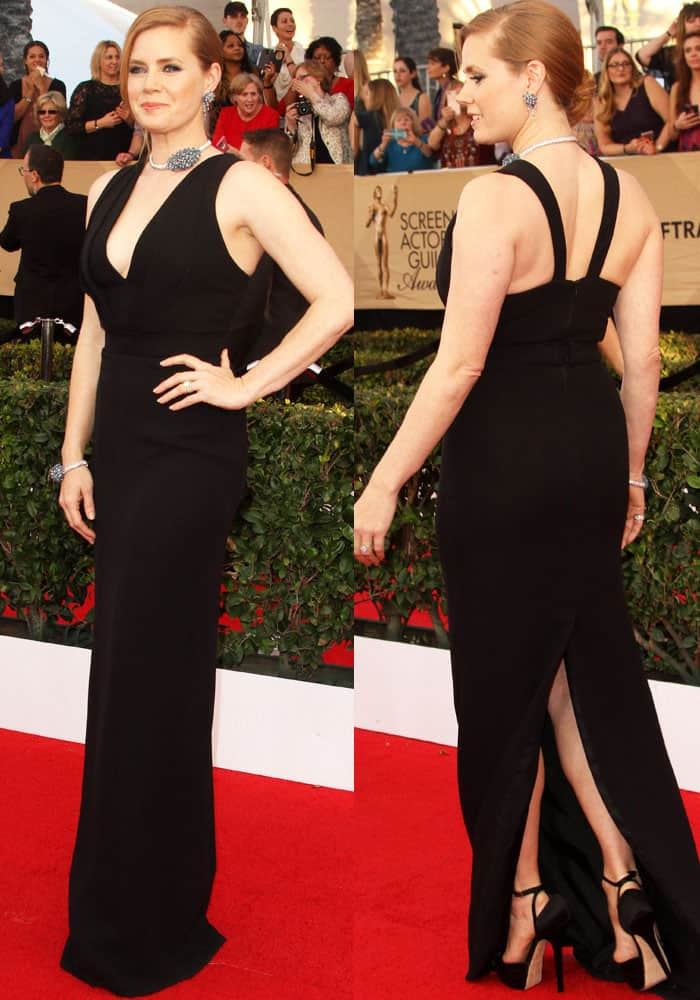 Amy Adams at the 23rd Screen Actors Guild Awards (SAG)