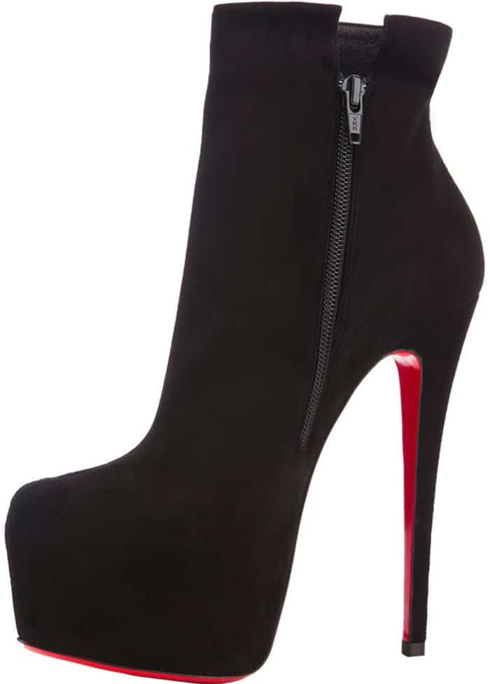 Christian Louboutin Daf Booty Ankle Boots