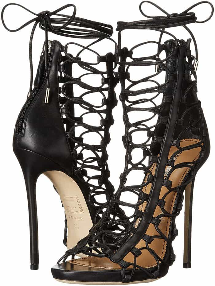 DSquared2 Cage Lace-Up Sandals
