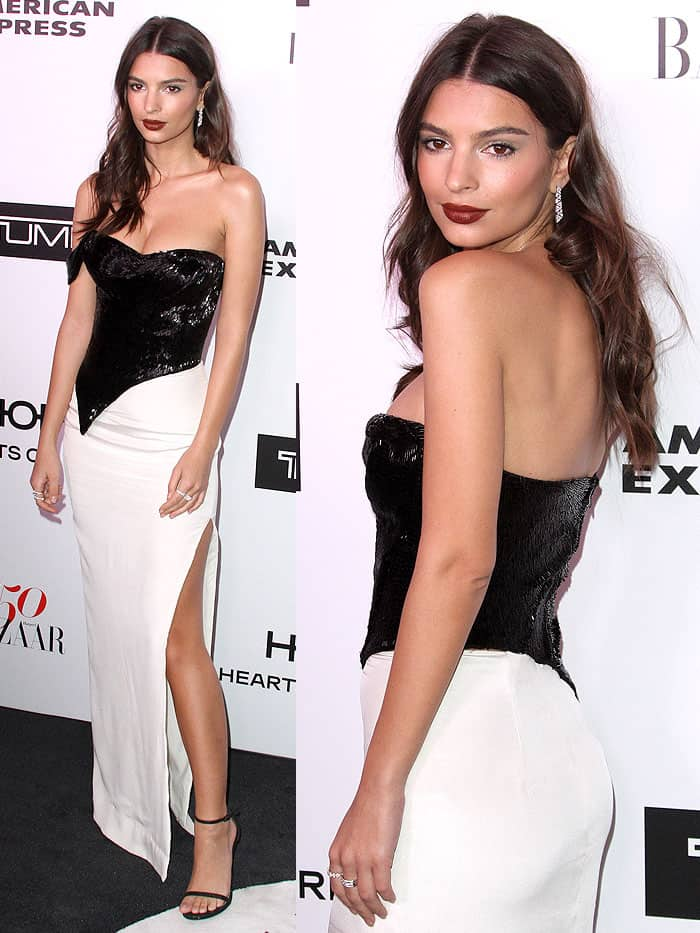 Emily Ratajkowski has expressed frustration that society can't accept that sex symbols can be feminists