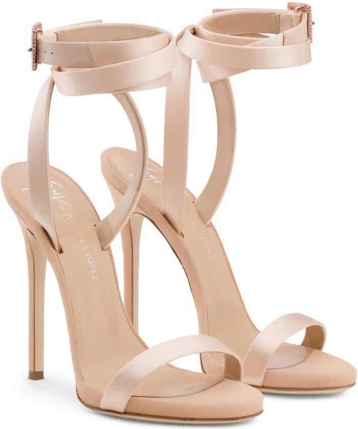 Giuseppe Zanotti Giuseppe for Jennifer Lopez 'Leslie' Sandals