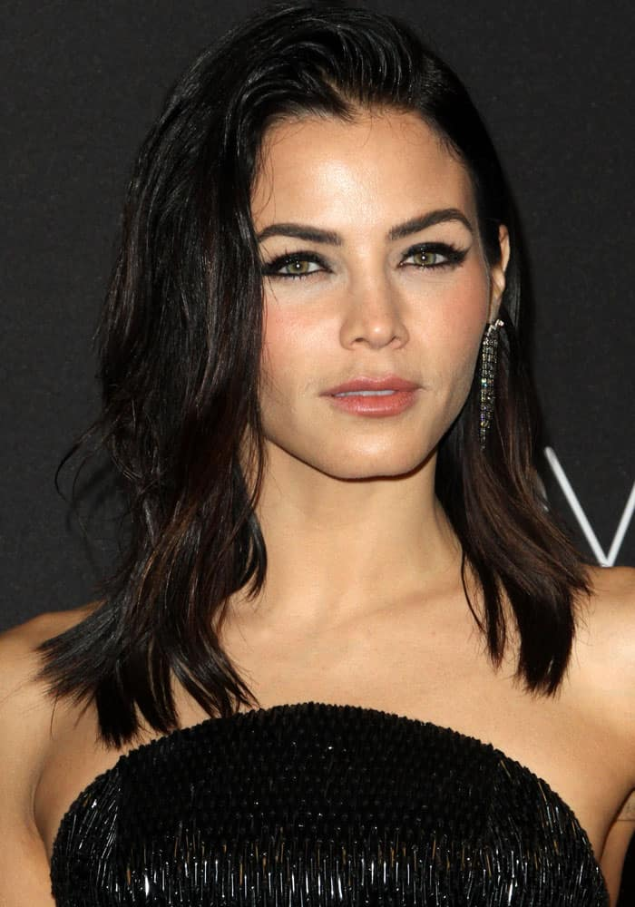 Jenna Dewan-Tatum at the 2017 InStyle and Warner Bros. Golden Globes after-party