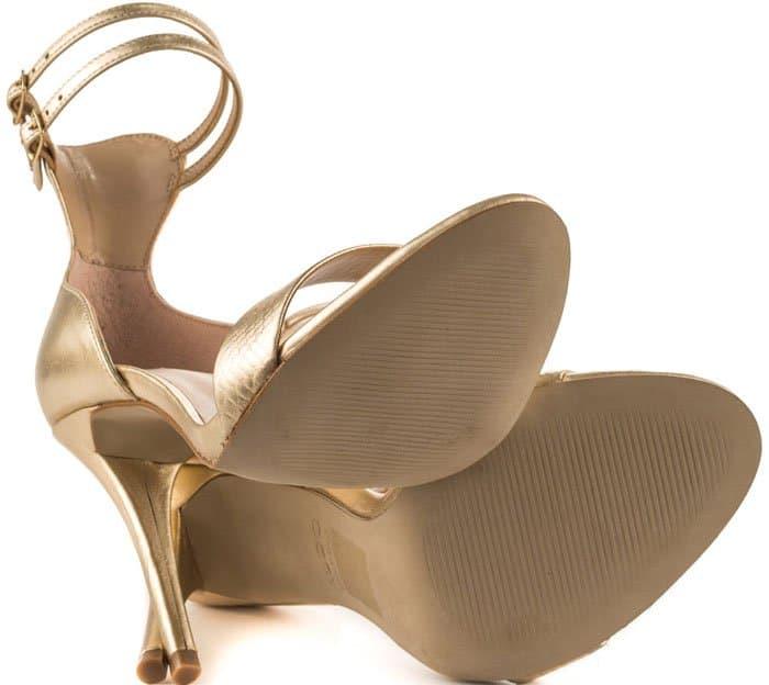 Aldo Faine Sandals in Gold