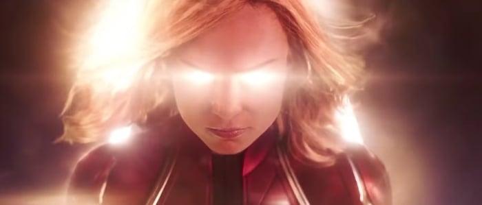 Brie Larson as Carol Danvers / Vers / Captain Marvel