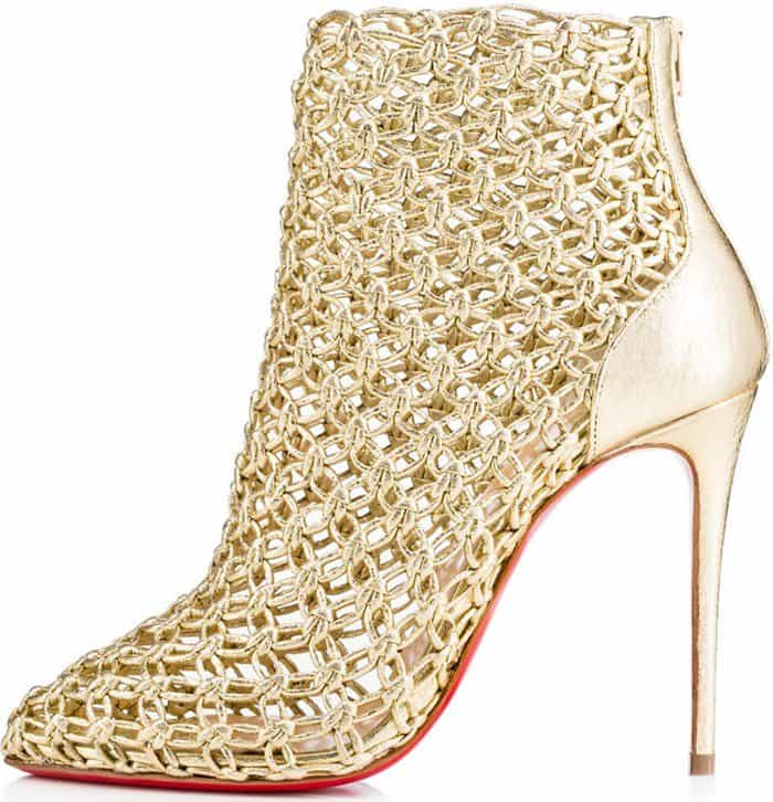 Christian Louboutin 'Andaloulou' Ankle Boots
