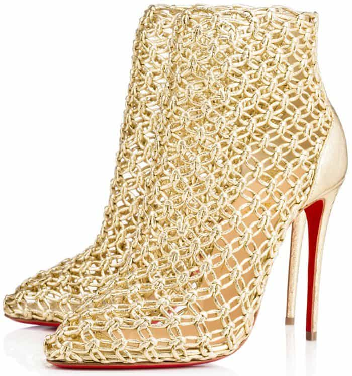 Christian Louboutin Andaloulou Ankle Boots