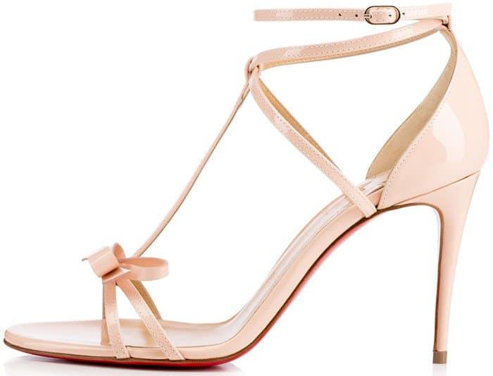 Christian Louboutin's Blakissima is inspired by Blake Lively's feminine glamor