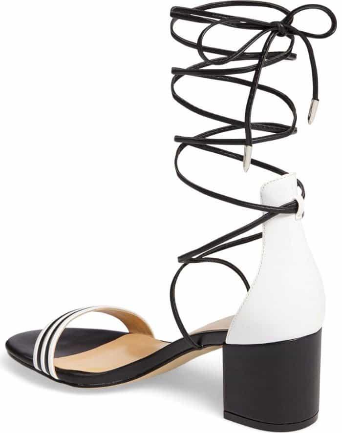 Daya by Zendaya Salem Lace-Up Sandals