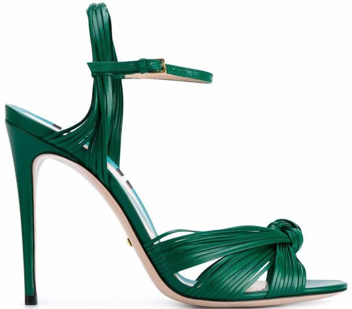 Gucci Allie Strappy Sandals