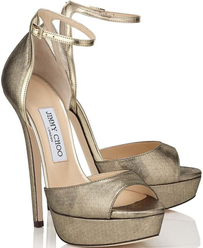Jimmy Choo 'Pearl' Sandals