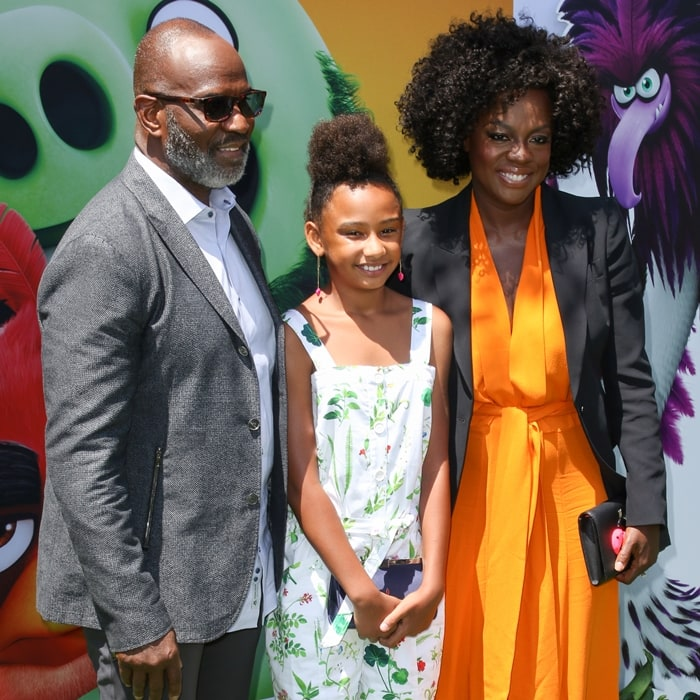 Julius Tennon and Viola Davis adopted Genesis Tennon as a baby in 2011