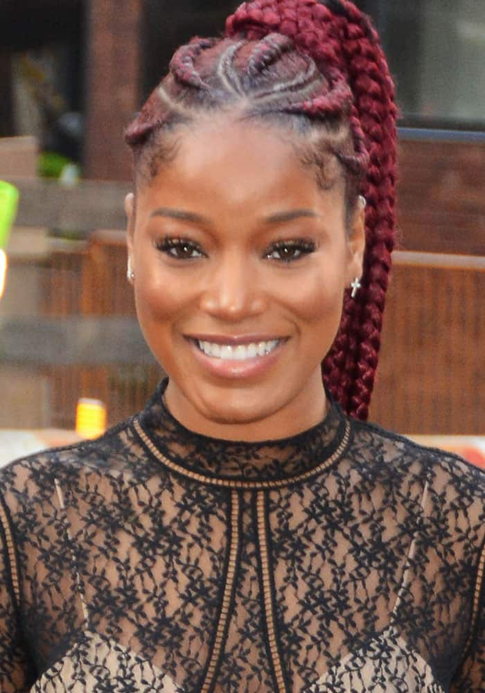 Keke Palmer out and about in New York City
