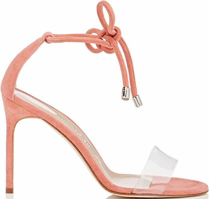 Manolo Blahnik Estro Sandals | Manolo blahnik heels