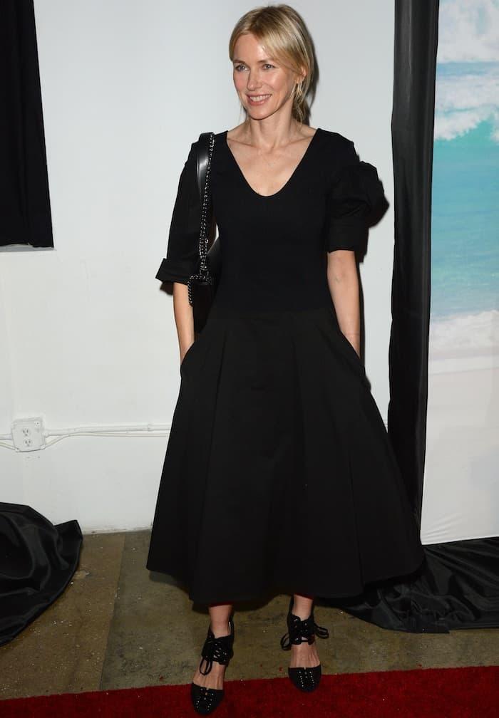 Naomi Watts supports the Virtual Tour of Australia for Australia Day