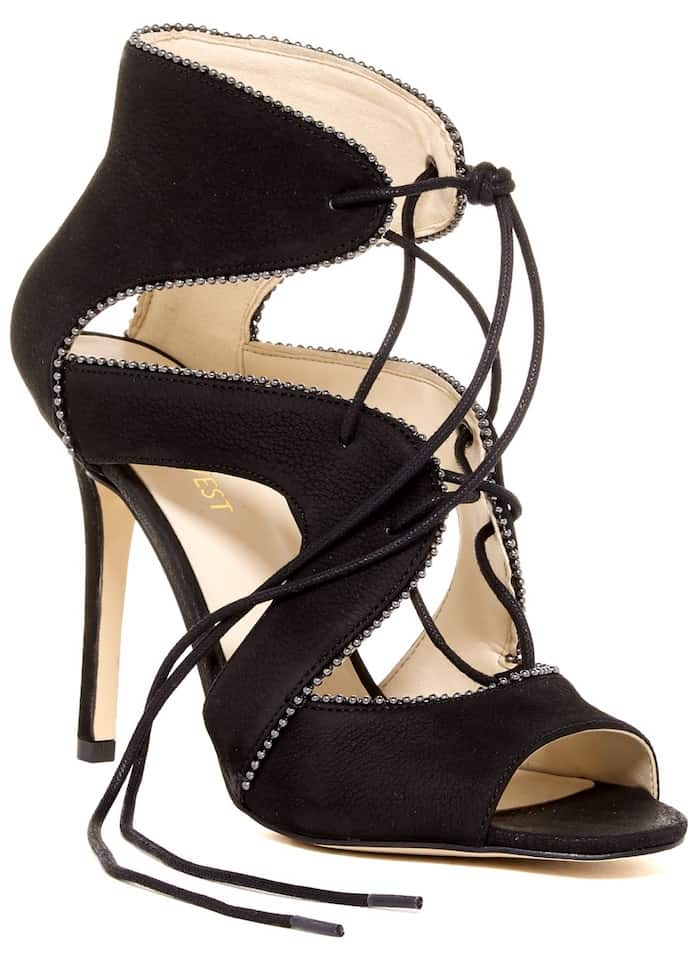 Nine West Ulimah Heel Sandals