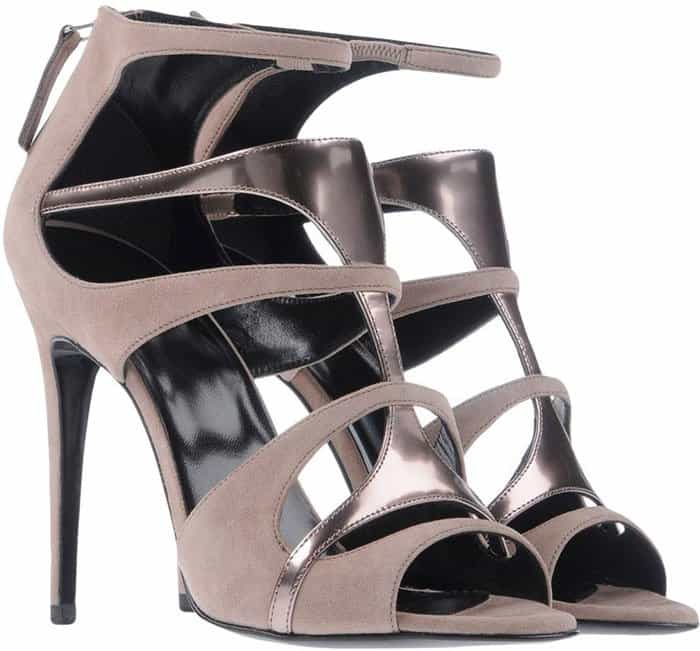 Pierre Hardy Cage Sandals