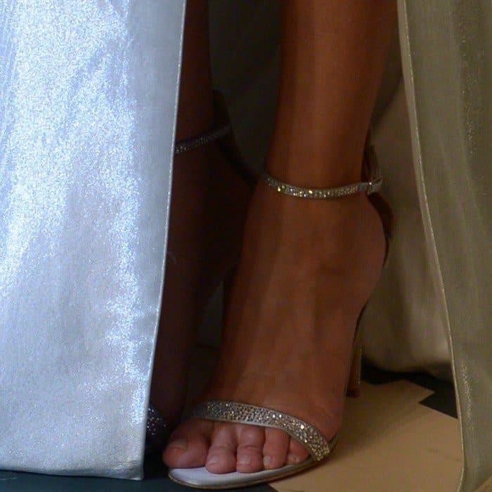 "Gianvito Rossi ""Glam"" ankle-strap sandals"